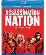 Assassination Nation [Blu-ray  + Digital]  - $12.95