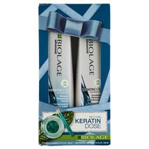 Matrix Advanced KeratinDose Shampoo & Conditioner Holiday Kit   - $44.31