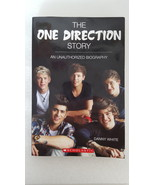 Book 2012 One Direction An Unauthorized Biography Soft Cover Boy Band Ro... - $14.99