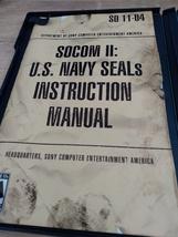 Sony PS2 SOCOM II: US Navy Seals image 2