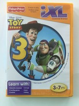 Fisher-Price Disney Pixar Toy Story 3 iXL Learning System Software  3 - ... - $5.93