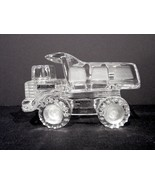 Hofbauer Crystal Tonka Dump Truck -Hard to Find Collectible - $210.00