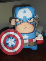 """Marvel Avengers Captain America  Plush 10"""" Doll - $14.99"""