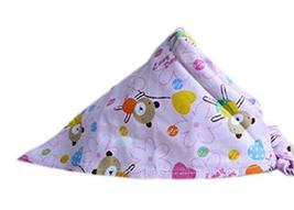 PANDA SUPERSTORE 2 Pieces Fashionable Cute Pets Triangle Scarves/Headscarf, Ball