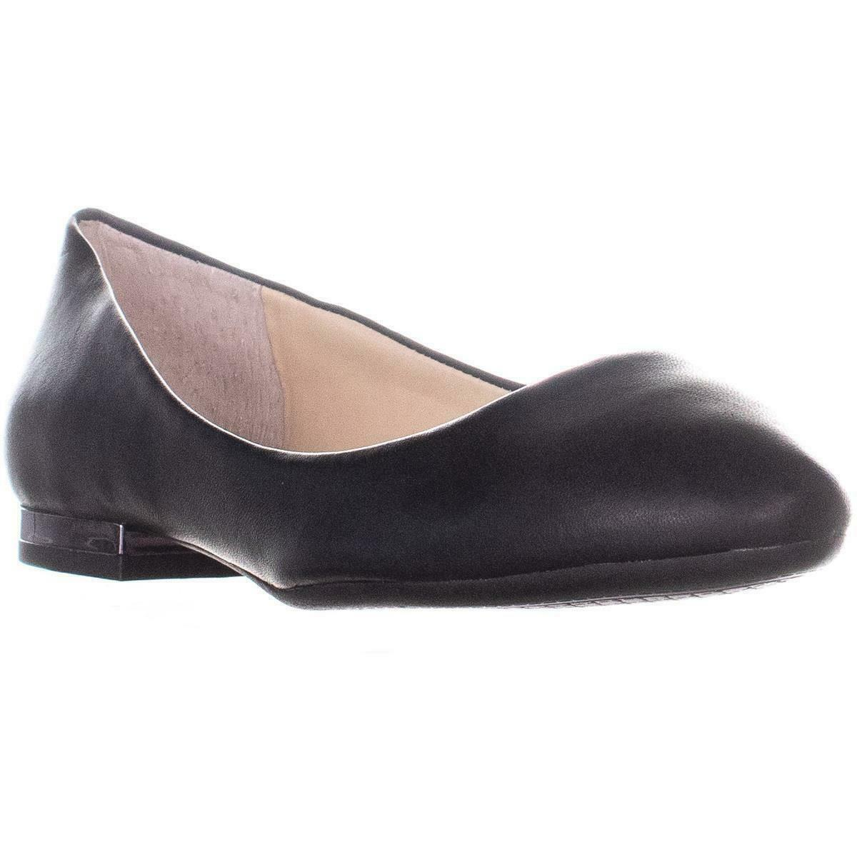 Jessica Simpson Ginly Flats, Black - $31.67 - $45.11