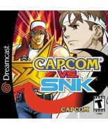 Capcom Vs SNK: Millennium Fight 2000 [Sega Dreamcast] - $29.69