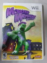 Monster Mayhem: Build and Battle (Nintendo Wii, 2009) Complete w/ Manual... - $6.44
