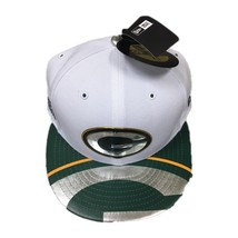 NWT New Green Bay Packers New Era Fitted Stage Draft Day 2017 Hat Cap Si... - $384,41 MXN