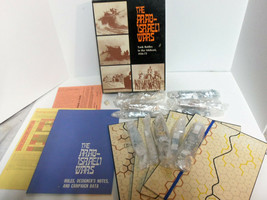 Vintage 1977 Avalon Hill The Arab-Israeli Wars Tank Battles In Middle Ea... - $69.25