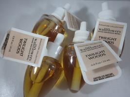4 bulbs Bath & Body Works Wallflower Refill Bulb Twilight Woods - $49.99