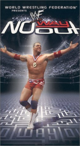 WWF No Way Out 2001 [VHS] [VHS Tape]