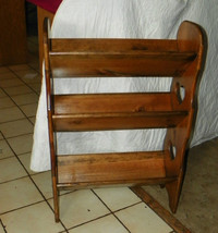 Pine Book Shelf / Stand  (SH27) - $249.00