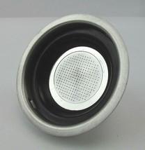 Delonghi Espresso Machine 1 Cup Coffee Filter Assembly EC140B EC155 BAR32 Bar-32 - $9.85