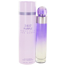 Perry Ellis 360 Purple Gift Set - 3.4 Oz Eau De Parfum Spray + .25 Oz Mini Ed... - $44.60