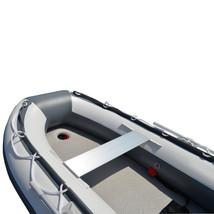 BRIS 9.8 ft Inflatable Boat Dinghy Yacht Tender Fishing Raft Pontoon W/Air Floor image 8