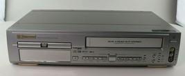 Emerson EWD2202 Video Cassette Recorder VHS VCR DVD/CD Combo Player w/Remote - $49.95
