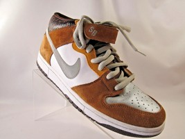 cbfff422dcb56 Nike Dunk Mid Pro SB 314383 102 Size 11 M Brown Fender Bass Sneakers Men.  Add to cart · View similar items