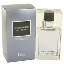Dior Homme Eau by Christian Dior After Shave Lotion 3.4 oz for Men - $52.69