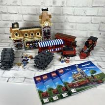 LEGO Disney Train and Station 71044 100% Complete With Manual + Bonus Fi... - $299.20