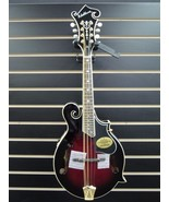 Washburn Model M3SWETWRK Acoustic Electric Mandolin Trans Wine Red - Ble... - $499.99