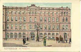 Rotterdam Kon Postkantoor vintage  Post Card - $6.00