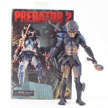 Neca predator 2 cool action figure model toy for adult NECA Predator 2  ... - $35.63