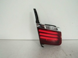 2009 2010 2011 2012 BMW 7-SERIES DRIVER LH LID TAIL LIGHT OEM B44L - $48.50