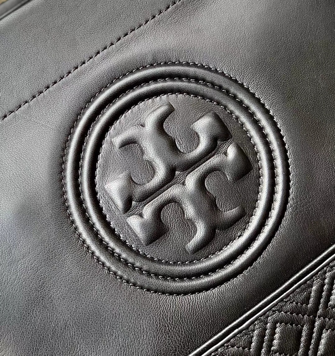 Tory Burch Fleming Leather Tote image 4