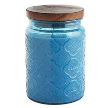 Pier 1 Imports NEW  HARITAGE Filled Jar Candle NEW   Oceans® - £28.20 GBP