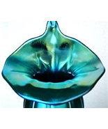 Redington Art Nouveau Iridescent Glass Jack-in-the-Pulpit Va - $165.00