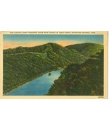 Looking down Tennessee River near Tapoco, Great Smoky Mountains Park - $4.99