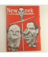 Newsweek Magazine November 4 1968 Richard Nixon & George Wallace No Label - $47.45