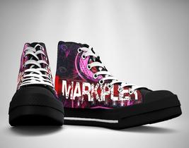 markiplier jackseptic eye Canvas Sneakers Shoes - $29.99