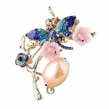 Retro Beads Brooches Pins National Style Clothing Accessories