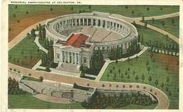 Memorial Amphitheatre at Arlington, VA, 1920s unused Postcard  - $3.99