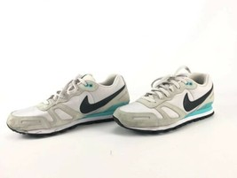Nike Air Waffle Trainer Running Shoes 429628-032 Beige/Turquoise Men's Size 11 image 2