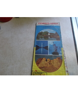 Sunoco/DX Sun Oil Co Pennsylvania Road Map 1974 edition - $3.00