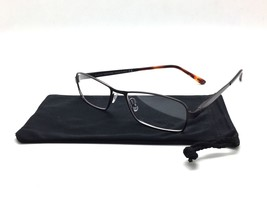 3abe1a335630 Tom Ford TF 5111 049 Matte Gunmetal  Havana Eyeglasses 54mm - £60.55 GBP
