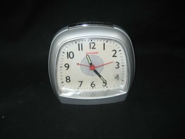 Vintage Sharp Alarm Clock Snooze Light - $12.16