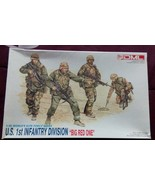 """*New* DML 1/35 U.S Infantry Division One """"BIG RED ONE"""" Worlds Elite Forc... - $18.53"""
