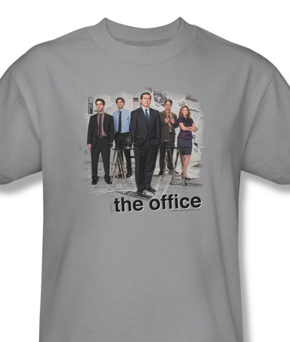 Nbc127 at the office american sitcom tv series tshirt 2005 2013  for sale online graphic tee