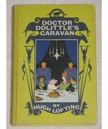 Doctor Dolittle's Caravan by Hugh Lofting (1954)  - $12.00