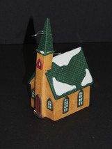 Department 56 Merry Makers Porcelain Church Ornament 9384-0 - $13.85