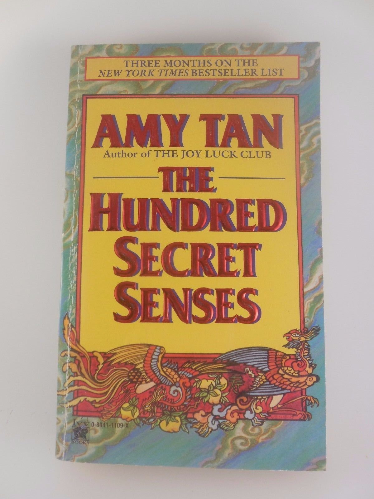 an overview of amy tans book the hundred secret senses We dream to give ourselves hope to stop dreaming - well, that's like saying you can never change your fate ― amy tan, the hundred secret senses.