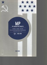 The Manhattan Projects #23 - Image Comics - Cold War - August 2014  - Hi... - $1.32
