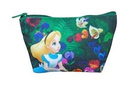 Disney Alice Nel Paese Delle Meraviglie Sacchetto Verde da Giappone Nuov... - $52.70