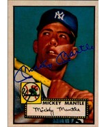 Lot of 5 MICKEY MANTLE 1952 Topps #311 New York Yankees Reprint Card  FA... - $5.94