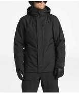The North Face Clement Triclimate TNF Black Ski Snowboard Jacket Coat ME... - $219.99