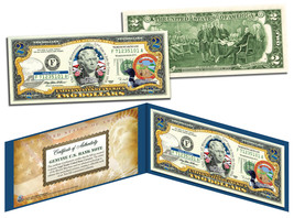 MINNESOTA $2 Statehood MN State Two-Dollar U.S. Bill *Genuine Legal Tender* - $13.81