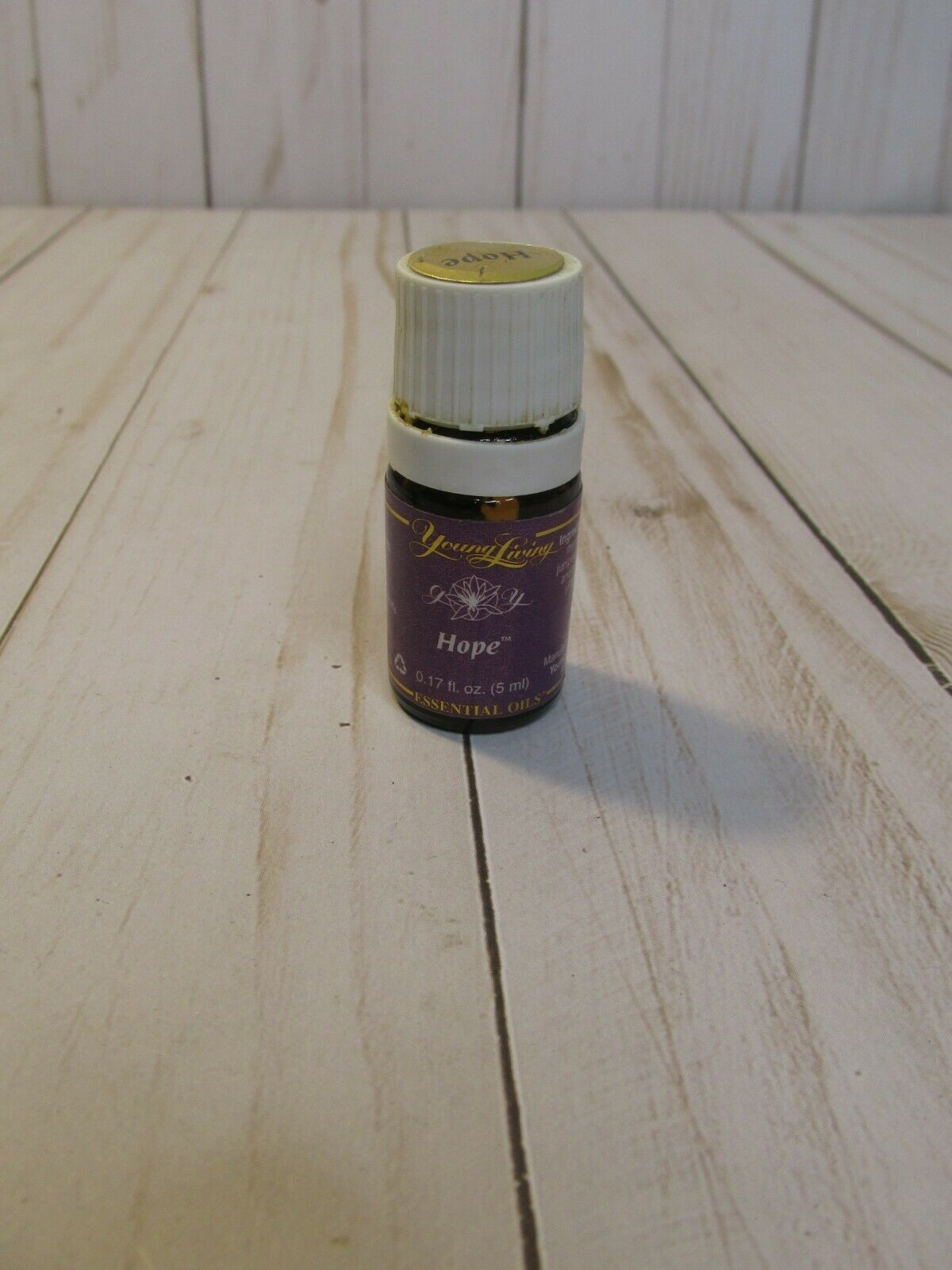Primary image for E3 Young Living Essential Oils Hope 5ml - 35 % full